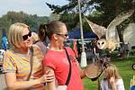 Gulášové speciality přišly v sobotu ochutnat na přerovské výstaviště stovky lidí