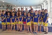 Přerovský tým ploutvového plavání Skorpen