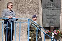 V Kazetu uctili památku Hynka Kokojana, jedné z obětí Přerovského povstání