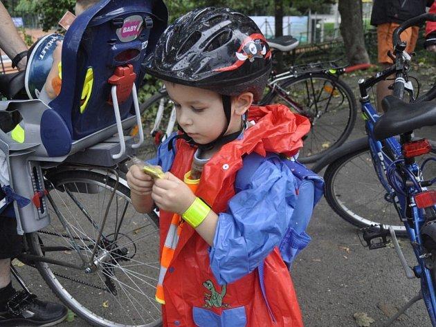 Cyklojízda v Přerově