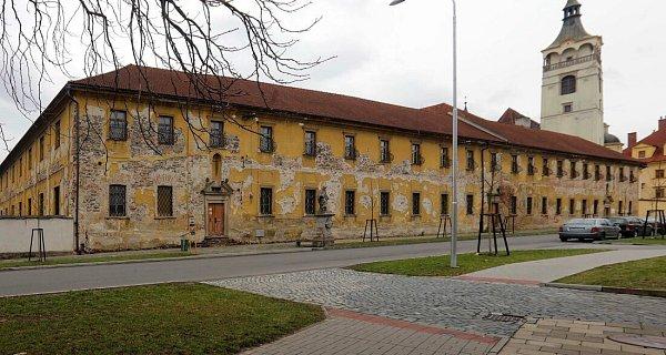 Bývalá piaristická kolej vLipníku nad Bečvou