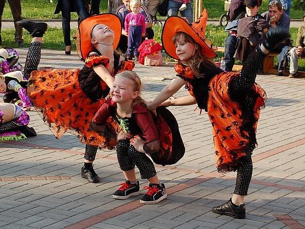 Mezinárodní den tance, Přerov
