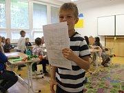 Dětem na ZŠ Trávník v Přerově letos začaly prázdniny o týden dřív
