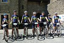 MG Bike Team na Author Šela Marathonu