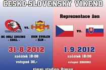 Česko-Slovenský víkend v Přerově v pátek 31. srpna a v sobotu 1. září