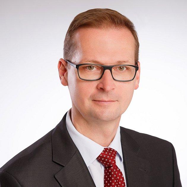 Lídr KDU-ČSL a TOP 09vPřerově Tomáš Dostal