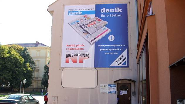 Budova Přerovského a Hranického Deníku