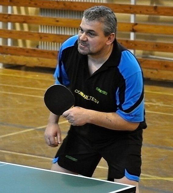 Milan Horák, hráč TJ Sokol Tovačov A
