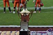 Pohár za zisk titulu v americkém fotbalu
