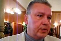 Přerovský radní Jaroslav Čermák
