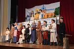 Dětská divadelní skupina Mimoni Kojetín. M. Zahradník: KOJECKÉ BETLÉM