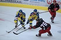 Hokejisté Přerova začali přípravu porážkou 1:4