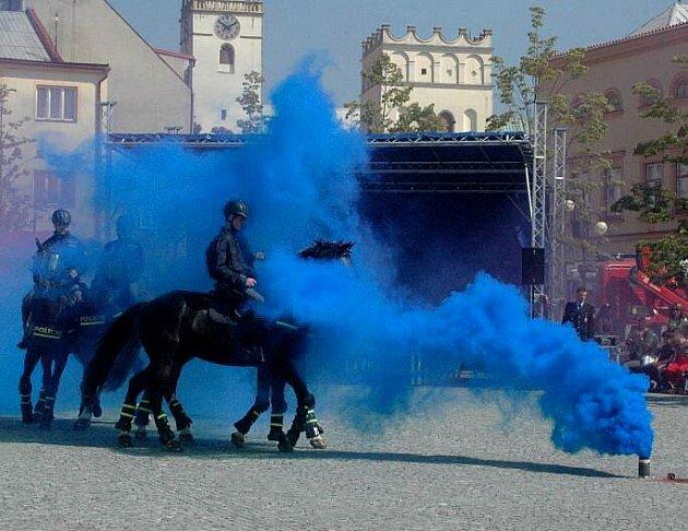 Akce Bezpečné město v Lipníku nad Bečvou