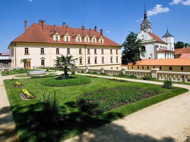 Zámek v Lipníku nad Bečvou
