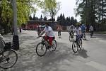 Tradiční otevírání cyklostezky Bečvy