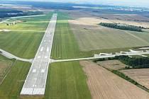 Přerovské letiště v Bochoři