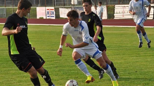 1. FC Viktorie Přerov – FC MSA Dolní Benešov