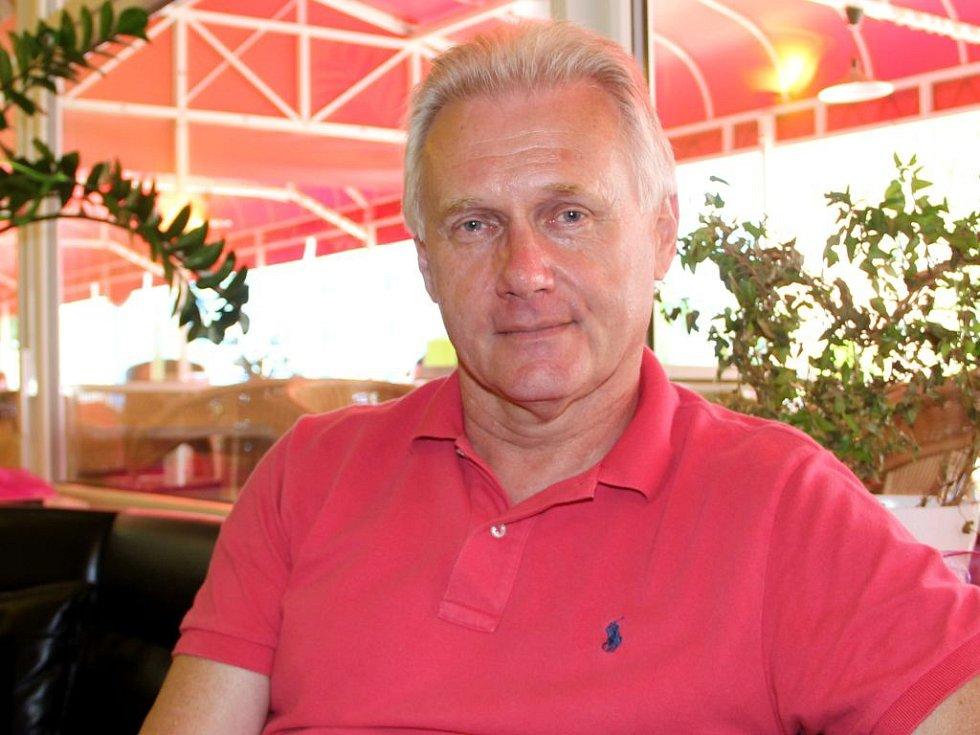 Bývalý přerovský primátor Jiří Lajtoch