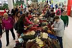 Charitativní Kabelkový veletrh Deníku v Galerii Přerov vynesl rekordních 51 984 korun