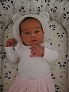 Emma Nesvadbová,narozena 27. listopadu 2018míra 47cm, váha 3372g