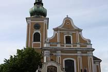 Kostel svatého Vavřince v Přerově