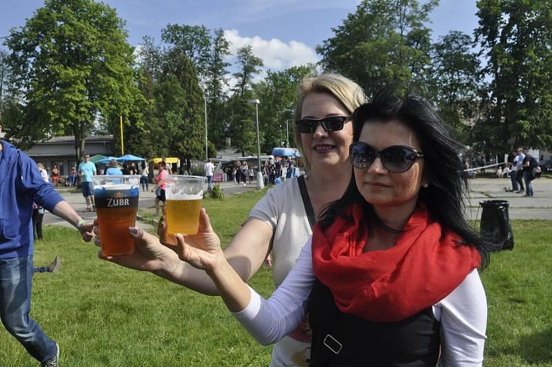 Přerovské pivní slavnosti - 8. ročník