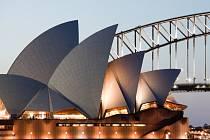 V Přerově začne ve středu 26. listopadu výstava velkoformátových snímků. Jejich autorem je fotograf Petr Žůrek (na snímku australské Sydney)