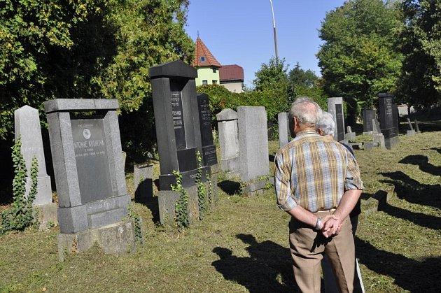 Dny evropského dědictví v Přerově - židovský hřbitov