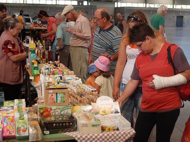 Farmářské trhy v Přerově