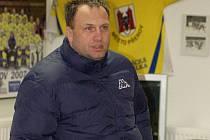 Sportovní manažer HC ZUBR Přerov Pavel Sedlák