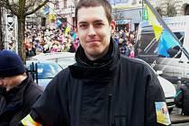 Petr Štěpánek, člen Sboru dobrovolných hasičů města Přerova