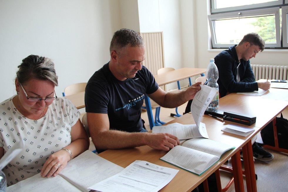 Studentům Vyšší odborné zdravotnické školy v Přerově začala úderem prvního září výuka.
