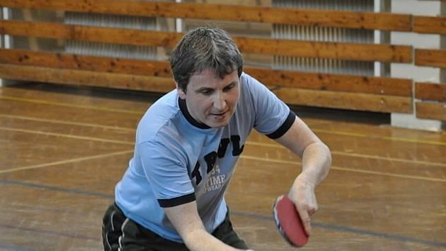 Zdeněk Palčík, hráč TJ Sokol Tovačov