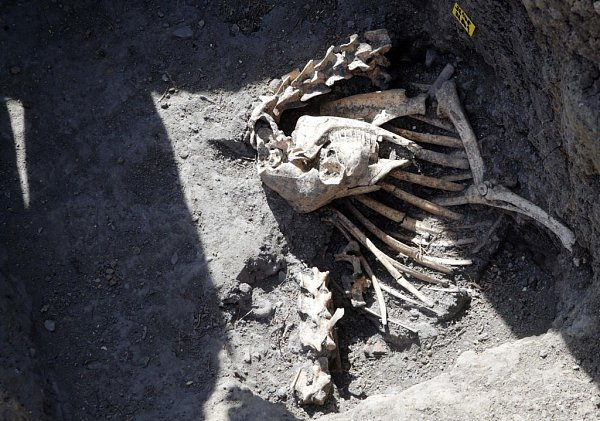 Archeologické vykopávky upřerovského Prioru