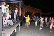 Svatojakubské hody v Lipníku nad Bečvou nabídly v sobotu pestrý program.