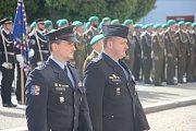V Lipníku se uskutečnil tradiční nástup Armády a Policie ČR