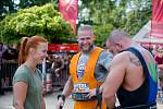 World's Ultimate Strongman Champoinship U105 kg v Přerově