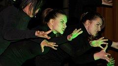 Premiéra nového představení divadla Dostavník Inferno aneb Konec legrace