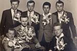 Rok 1959. Odvedenci vSušicích.