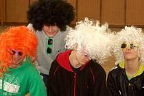 Taneční soutěž v kokorské sokolovně