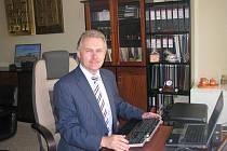 Přerovský primátor Jiří Lajtoch (ČSSD)