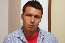David Tala, asistent ředitele a tiskový mluvčí Exekutorského úřadu Tomáše Vrány