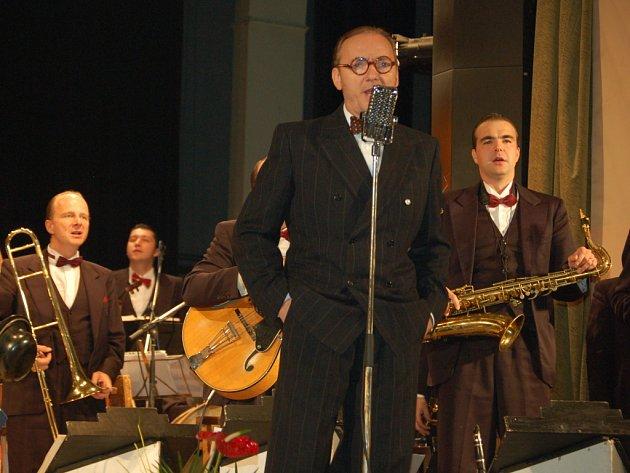 Ondřej Havelka a jeho Melody Makers.