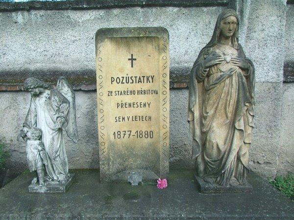 Vnoci zpondělí 31.srpna na úterý 1.září neznámý pachatel ukradl pískovcovou sochu Panny Marie, která se nacházela ve staré části přerovského hřbitova poblíž pomníku obětem masakru na Švédských šancí.