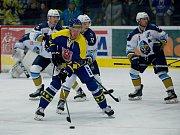 Hokejisté HC Zubr Přerov nastoupili do utkání s Kladnem ve speciálních retro dresech