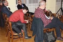 Debata o rozpočtu, která se konala ve středu vpodvečer v malém sále Městského domu v Přerově, příliš mnoho občanů nepřitáhla.