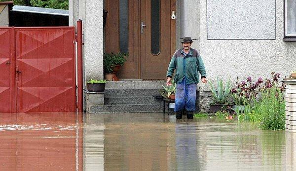 Beňov - Prusy na Přerovsku, středa 2.6.2010