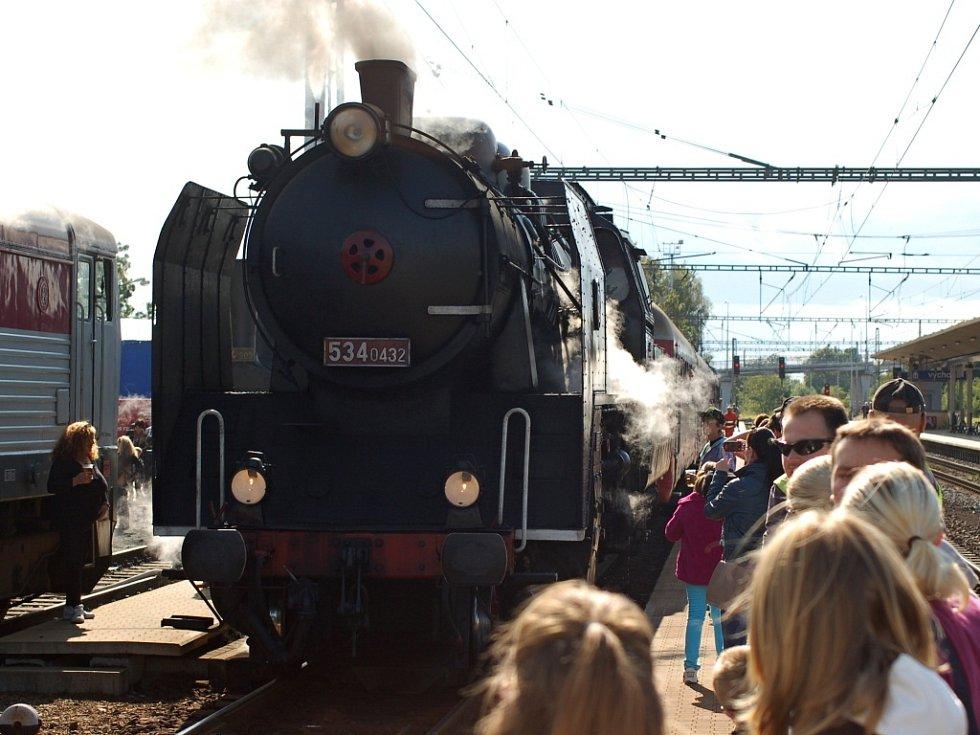 Oslavy 170. výročí Ferdinandovy dráhy v Lipníku