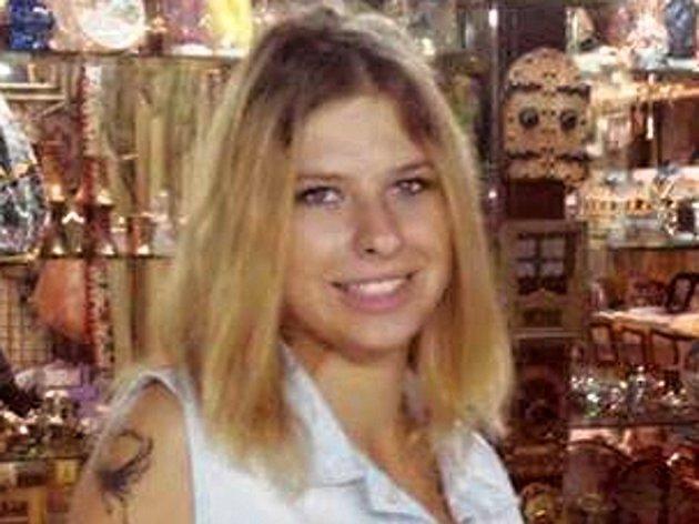 Pohřešovaná Laura Dubnová