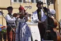 Folklorní festival V zámku a podzámčí
